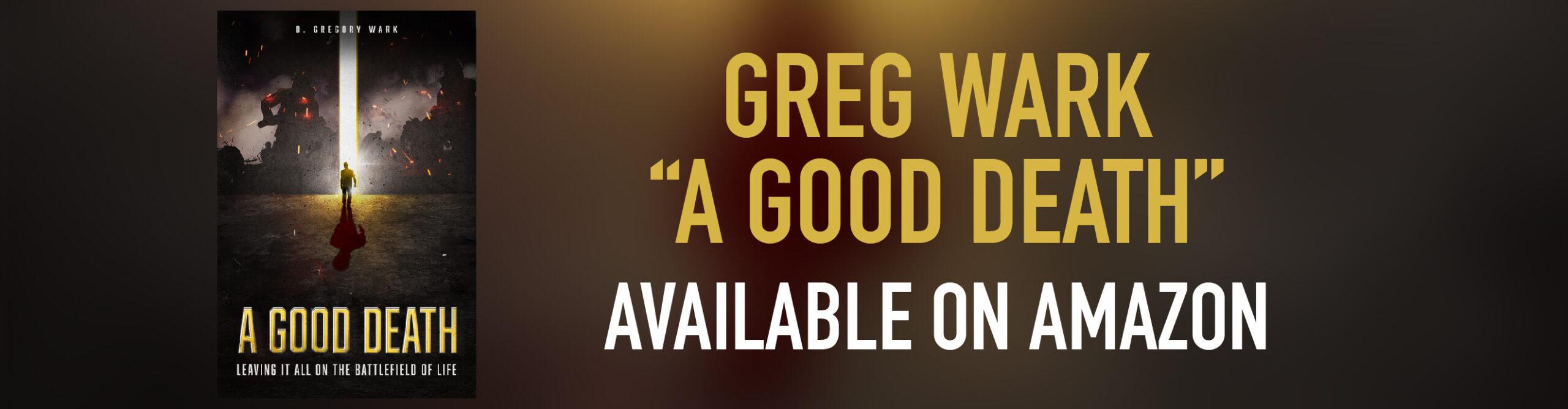 Greg Wark Book Promo